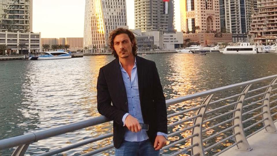 Italian designer Pierpaolo Lazzarini, founder of Lazzarini Design Studio