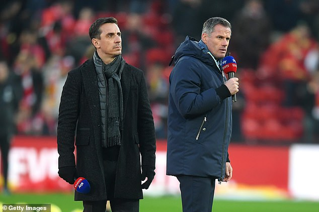 Pundits Gary Neville and Jamie Carragher believe Loftus-Cheek has failed to take his chances