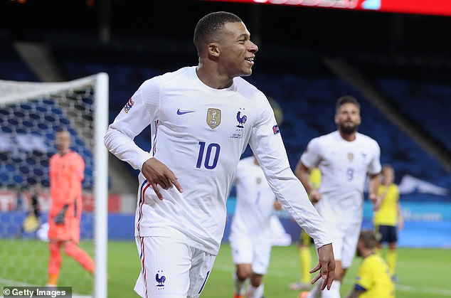 Spanish giants Madrid are plotting a move for Mbappe at the end of the current campaign