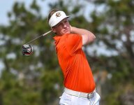 Pontus Nyholm's 64 at True Blue leads an unofficial, yet memorable, Campbell charge