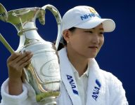 Chips fall at the right time as Mirim Lee wins first major at ANA Inspiration