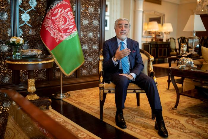 Abdullah Abdullah, Afghanistan's chief negotiator, has asked India to play a greater role in the peace process