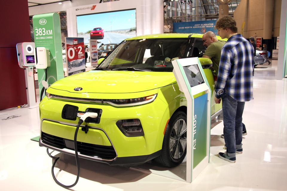2020 Canadian International Autoshow