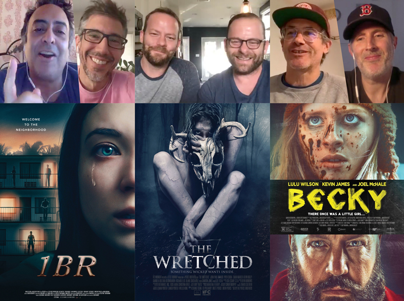 CS Video: The Wretched, Becky & 1BR Filmmakers Talk Being #1