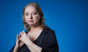 Hilary Mantel in Devon earlier this year.