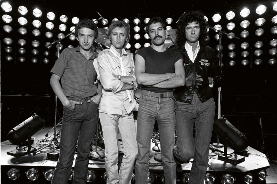 Queen, 1980.
