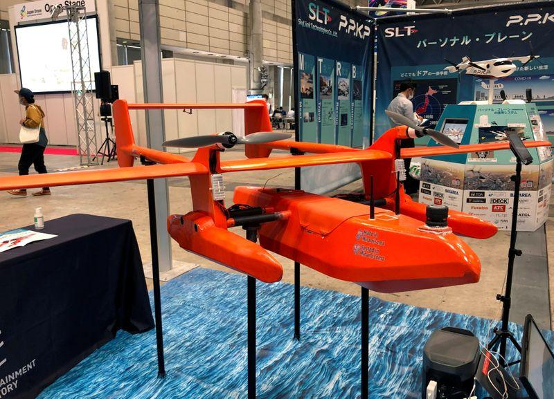 Wary of security issues, Japans government moves to shut China out of its drone supply chain