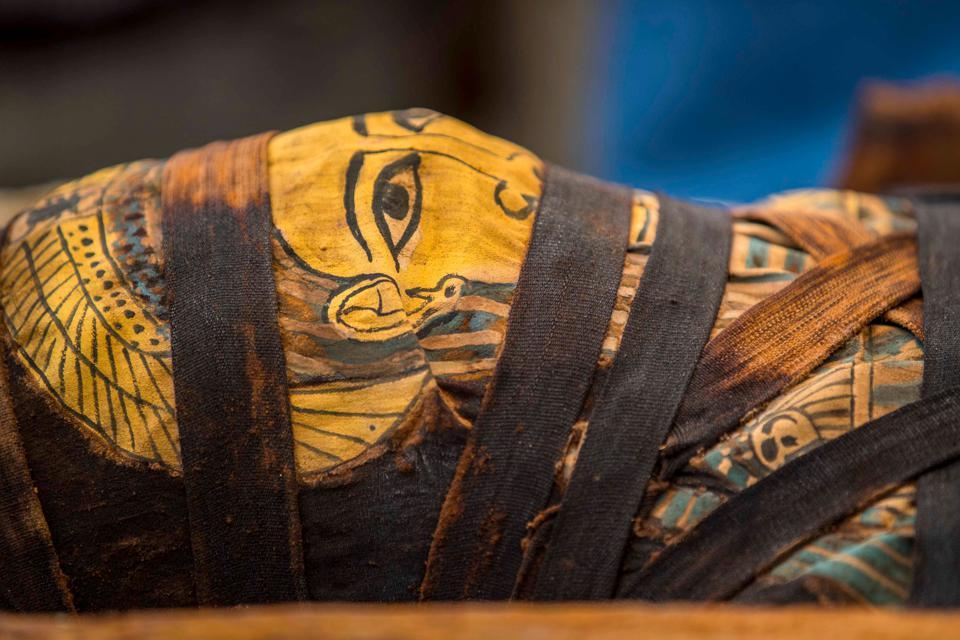Egypt mummy