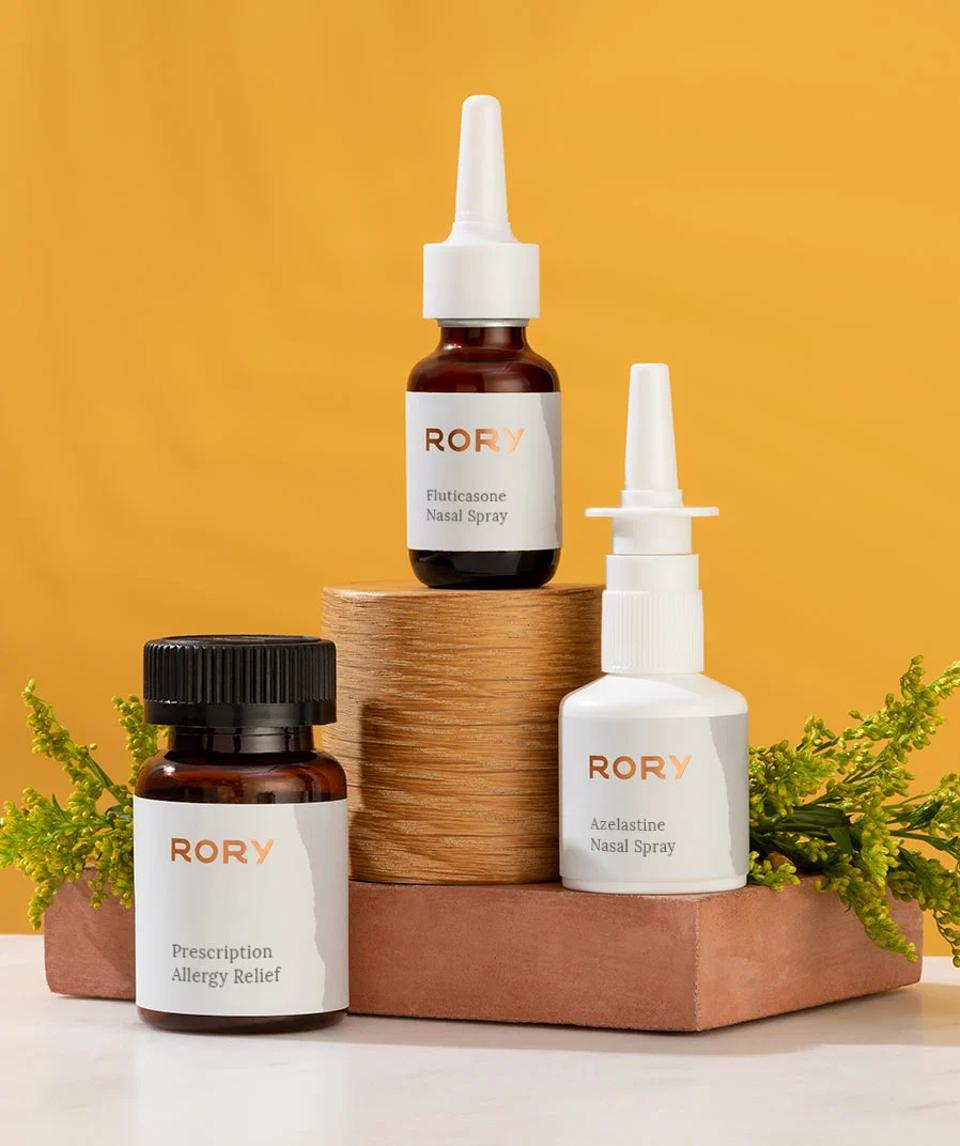 RORY allergy treatment set