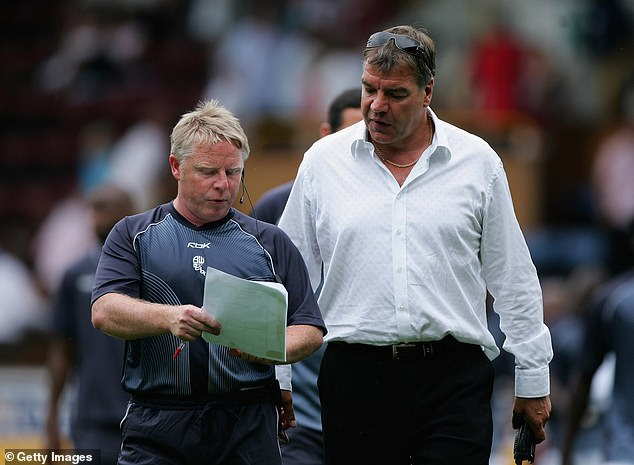 Bolton's worst league finish under Allardyce was eighth and he left them in fifth in 2005