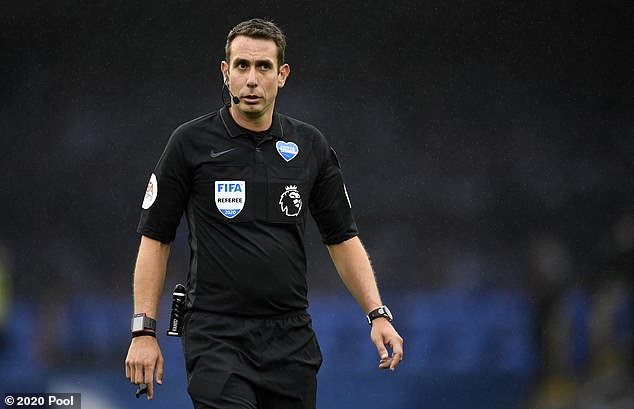 Liverpool were left incensed Pickford was not punished for the challenge by VAR David Coote