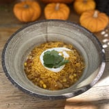 Trader Joe's Fall Turkey Chili With Pumpkin Recipe
