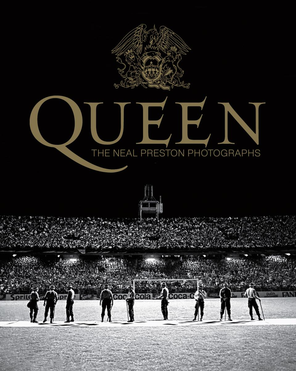Queen: The Neal Preston Photographs is published by Reel Art Press