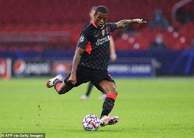 Georginio Wijnaldum also labelled the challenge as 'stupid' in a scathing assessment of it