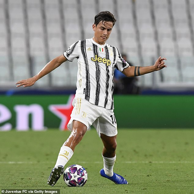 The Argentine has yet to make an appearance for Juventus this season due to fitness issues