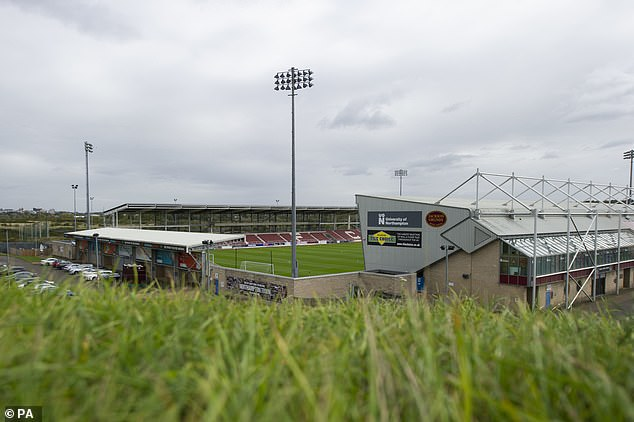 Northampton, who play at Sixfields Stadium, were among the most vocal League One sides