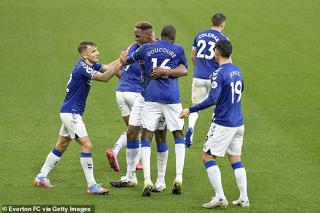 He believes that the Toffees can be proper title challengers and they are top of the table