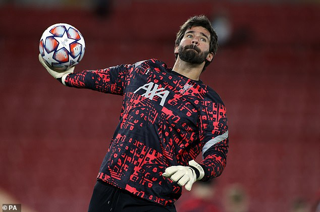 Now Alisson has added his opinion and deemed the Pickford tackle an 'unnecessary' moment