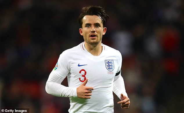 Left back Ben Chilwell has also left the England squad and has returned to his club Chelsea