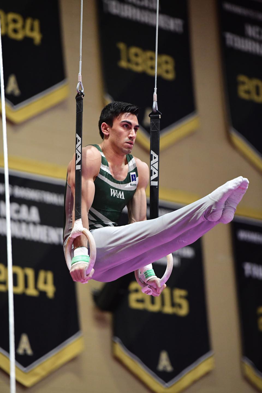 2017 NCAA Div I Men's Gymnastics Championships