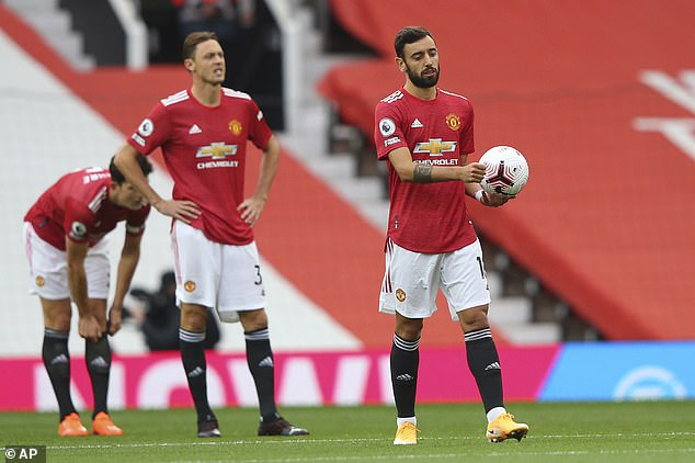 Fernandes and his United team-mates will be desperate to bounce back against Newcastle