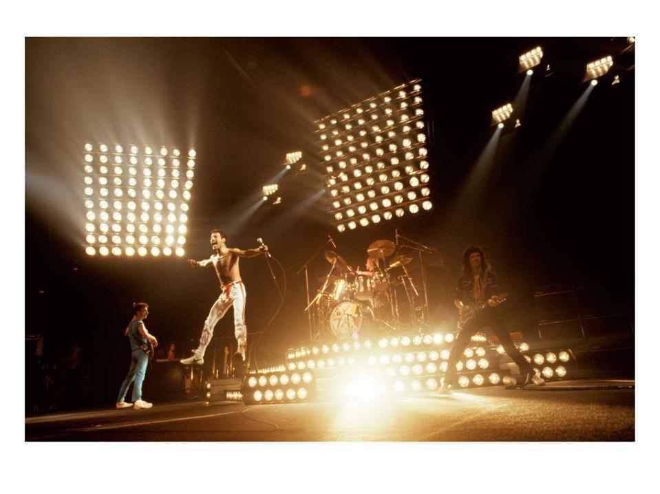 Queen, USA, 1982.