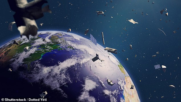 An expert notes that the two breaking apart during impact will add 10 to 20 percent more space junk into orbit. These pieces can destroy satellites, telescopes, spacecraft