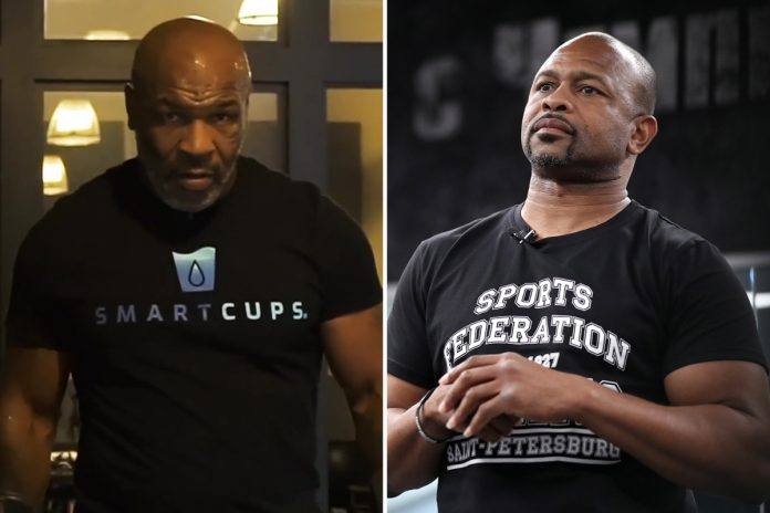 mike tyson vs roy jones jr press conference live stream free how to watch event featuring jake paul vs nate robinson washington latest mike tyson vs roy jones jr press