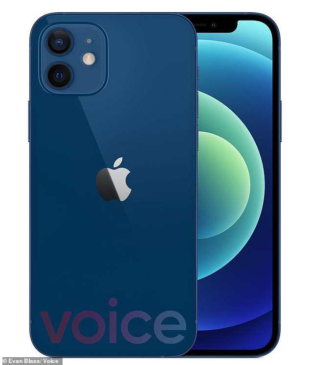 Notably smartphone leaker, Evan Blass , released renders of the devices, showing the iPhone 12 mini, iPhone 12, iPhone 12 Pro and iPhone 12 Pro Max.The images show a new blue color that is set for the higher-end devices, along with a look at the new LIDAR sensor