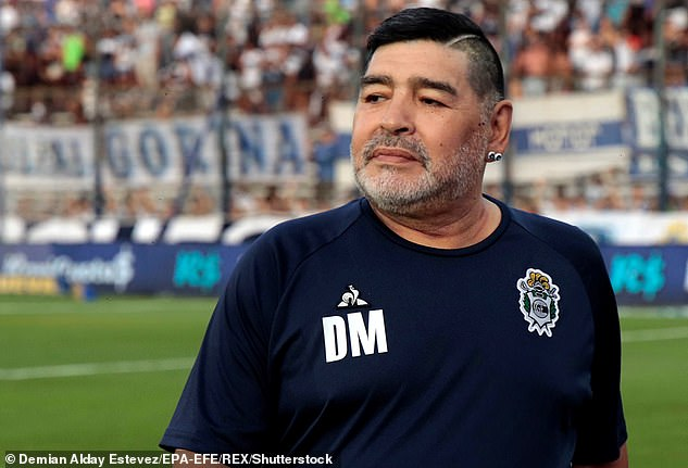 Diego Maradona is to undergo brain surgery despite doctors initially saying he was improving
