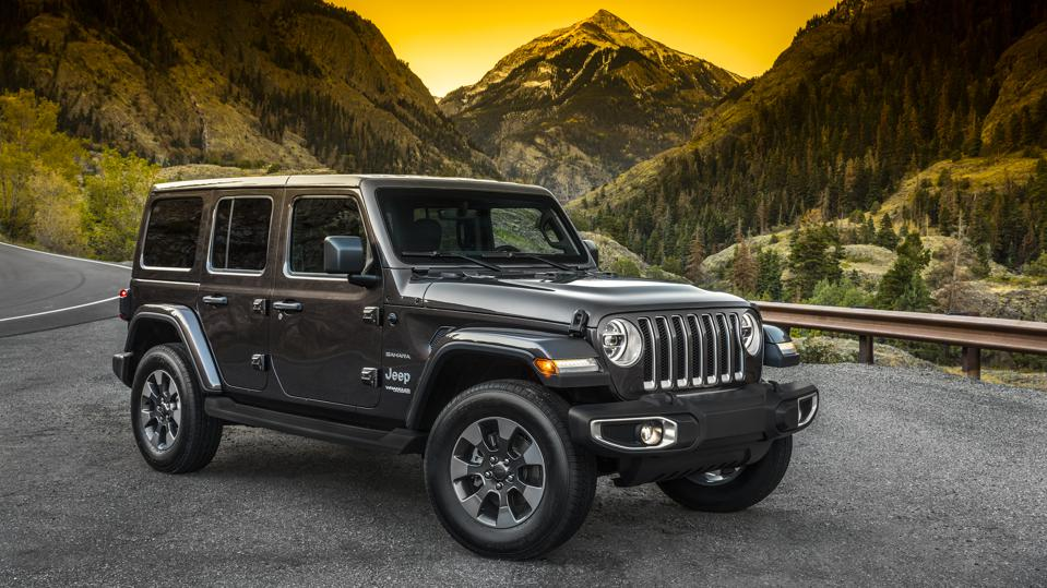 According to a new report, the Jeep Wrangler Unlimited boasts the lowest rate of depreciation among all cars and trucks.