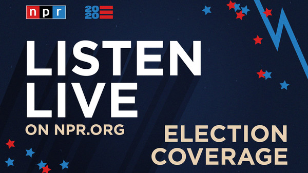 Listen live to NPR special election coverage