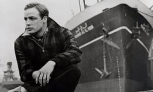 Marlon Brando in On the Waterfront.