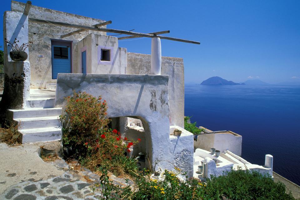 Italy. Sicilia. Alicudi