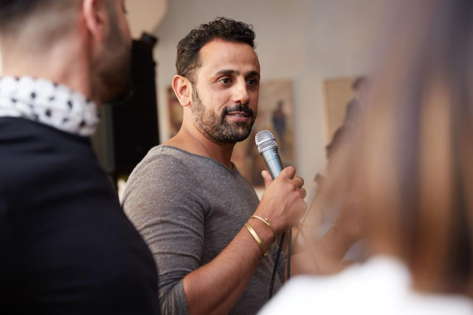 Inon Tzadok, CEO and visionary of Shuk Shuka.