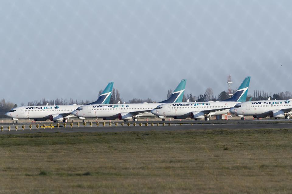 WestJet will start offering refunds for coronavirus cancelled flights as of November 2, 2020.