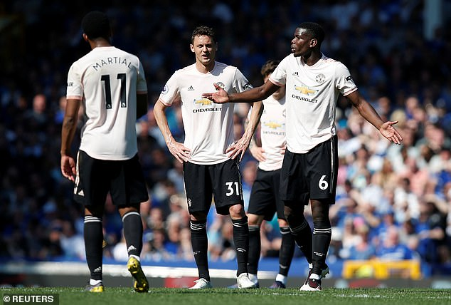 A 4-0 defeat at Everton in 2019 was a big turning point in the early days of Solskjaer's reign