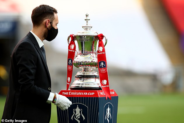 The FA Cup first round will be played in full this weekend despite the lockdown in England