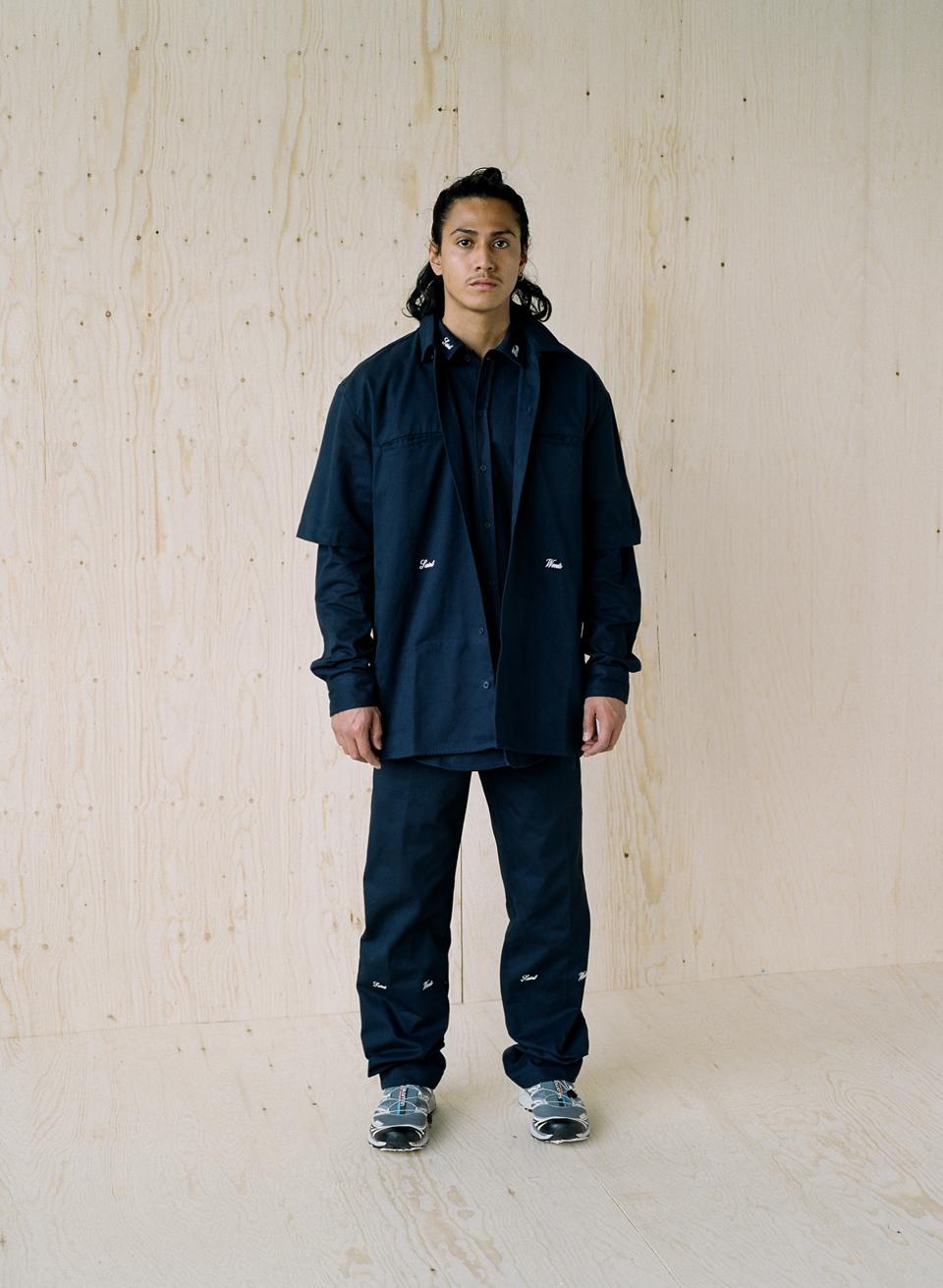 Saintwoods 3-Piece Workwear Suit