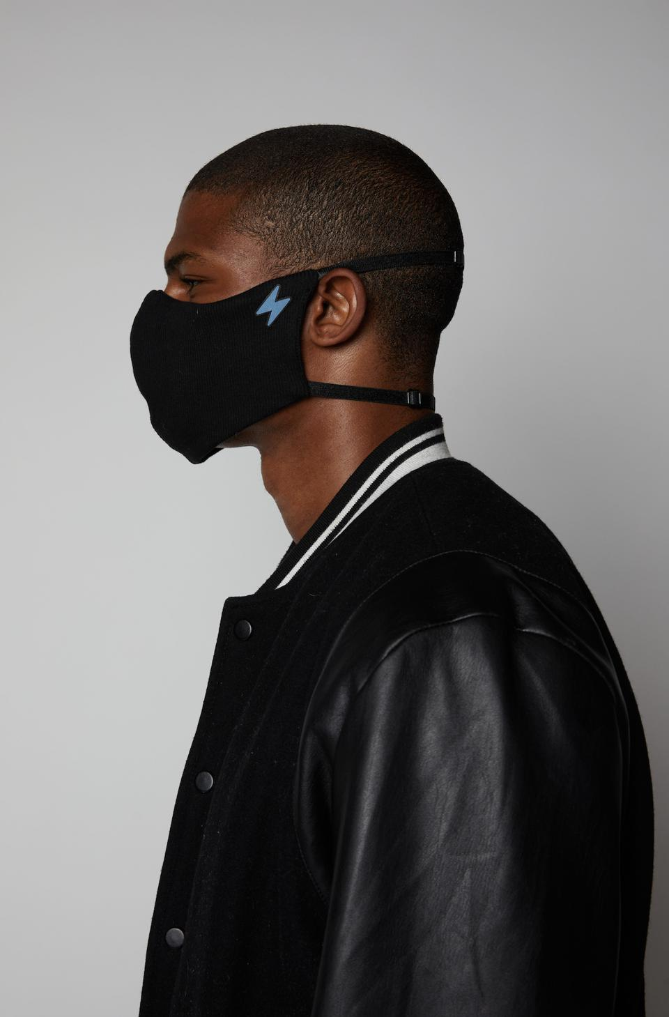 The Voyager Mask is designed and proudly Made In Freaking Los Angeles. Its three layers of fabric and customized fit offer optimized protection and coverage for everyday use. A portion of all sales will go to The Conscious Kid Foundation to help fight racism in schools.