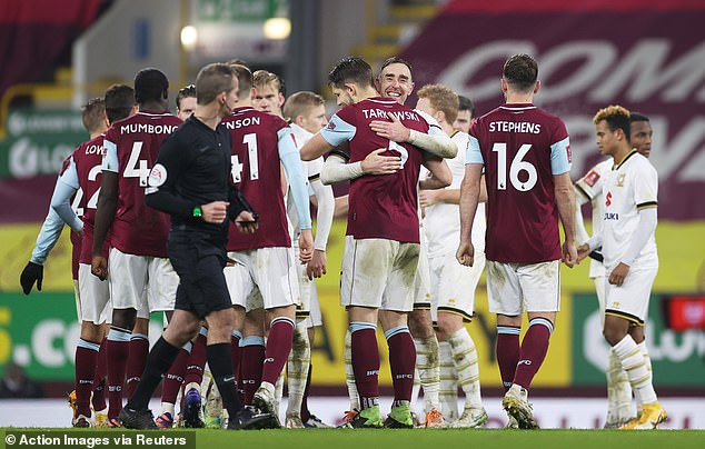 Burnley needed a penalty shootout to overcome League One opposition MK Dons