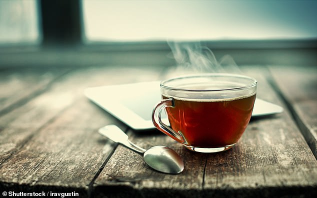 Drinking two cups of Oolong tea per day can help you burn fat while you are sleeping, by boosting your night time metabolism, according to researchers