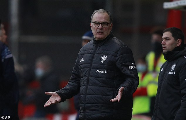 Marcelo Bielsa has admitted to feeling 'sadness and disappointment' after Leeds' FA Cup exit