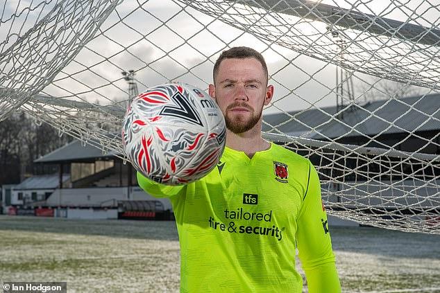 Matt Urwin will be hoping he can help Chorley produce a third FA Cup upset this season