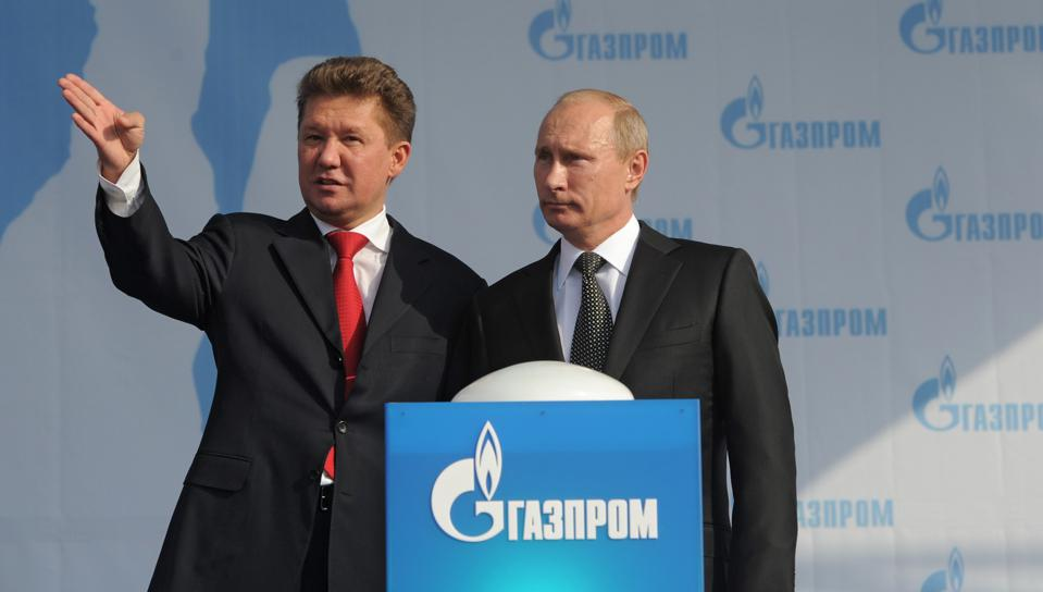 President Putin is closely involved in Gazprom affairs