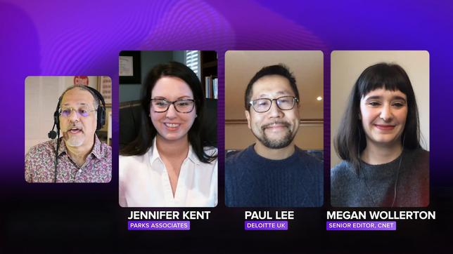 CNET Next Big Thing 2021 panelists