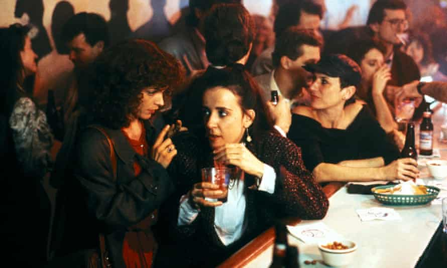 Amy Irving (right) in Crossing Delancey.