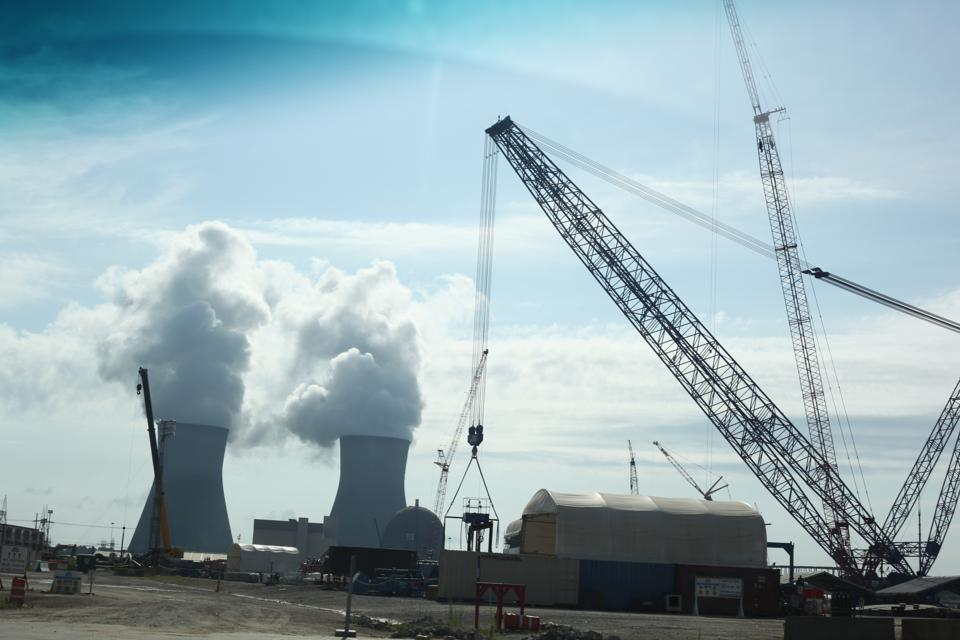 Site for rebirth of nuclear power in USA