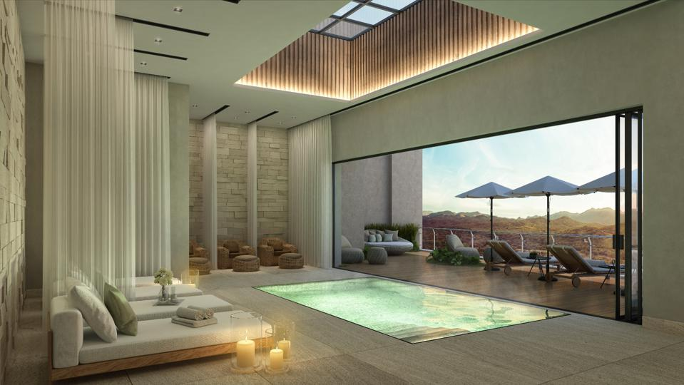 St. Reis Spa at The Residences at St. Regis Los Cabos