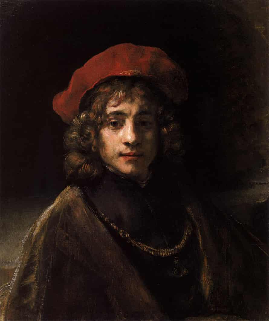 Titus the artist's son